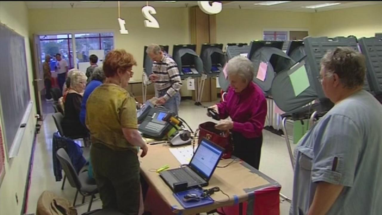 Early voting for Texas elections begins in hours