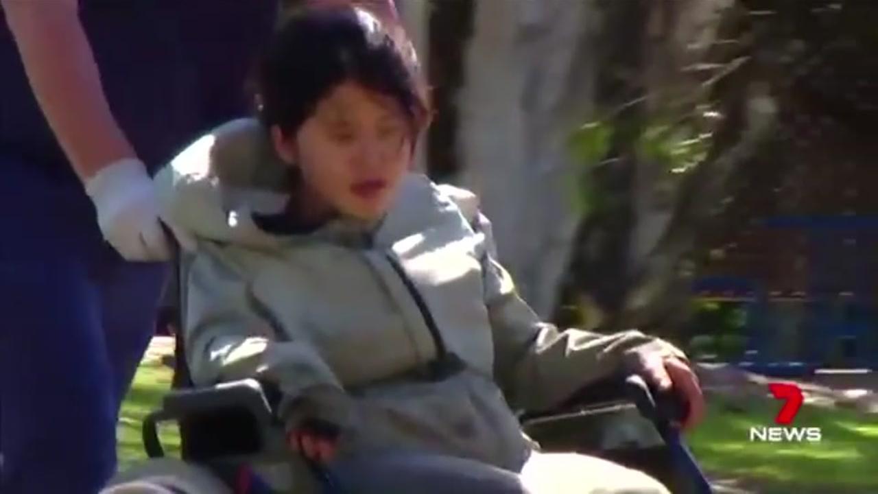 South Korean tourist lost 8 days in Australia