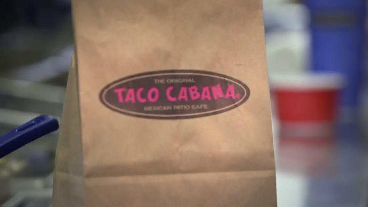Kids get free meal at Taco Cabana