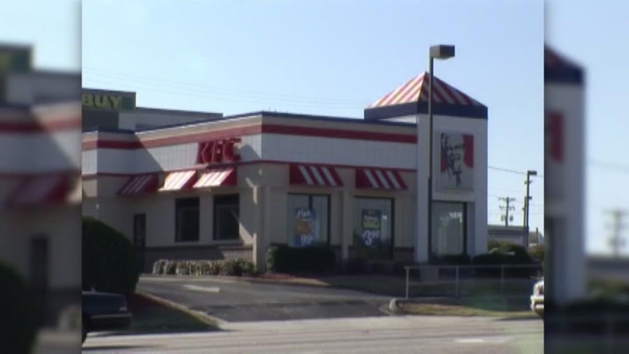 Vegetarian options at KFC