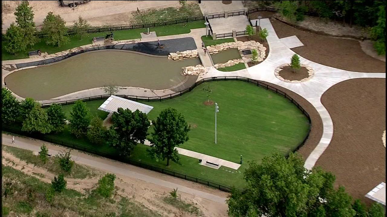 Johnny Steele Dog Park reopens
