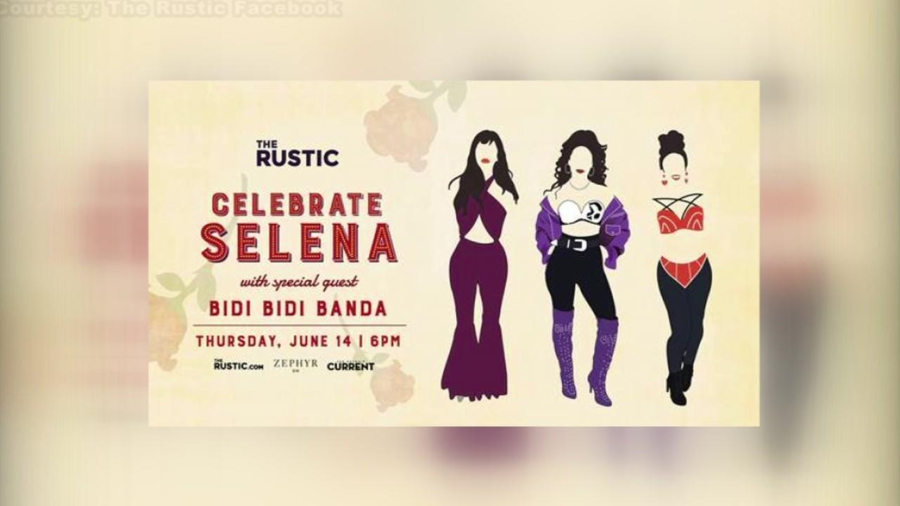 Selena look alike contest