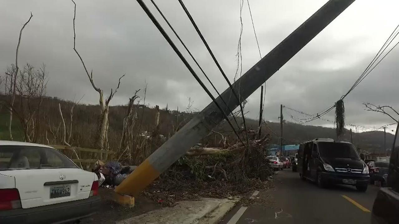 Hurricane Maria death records released