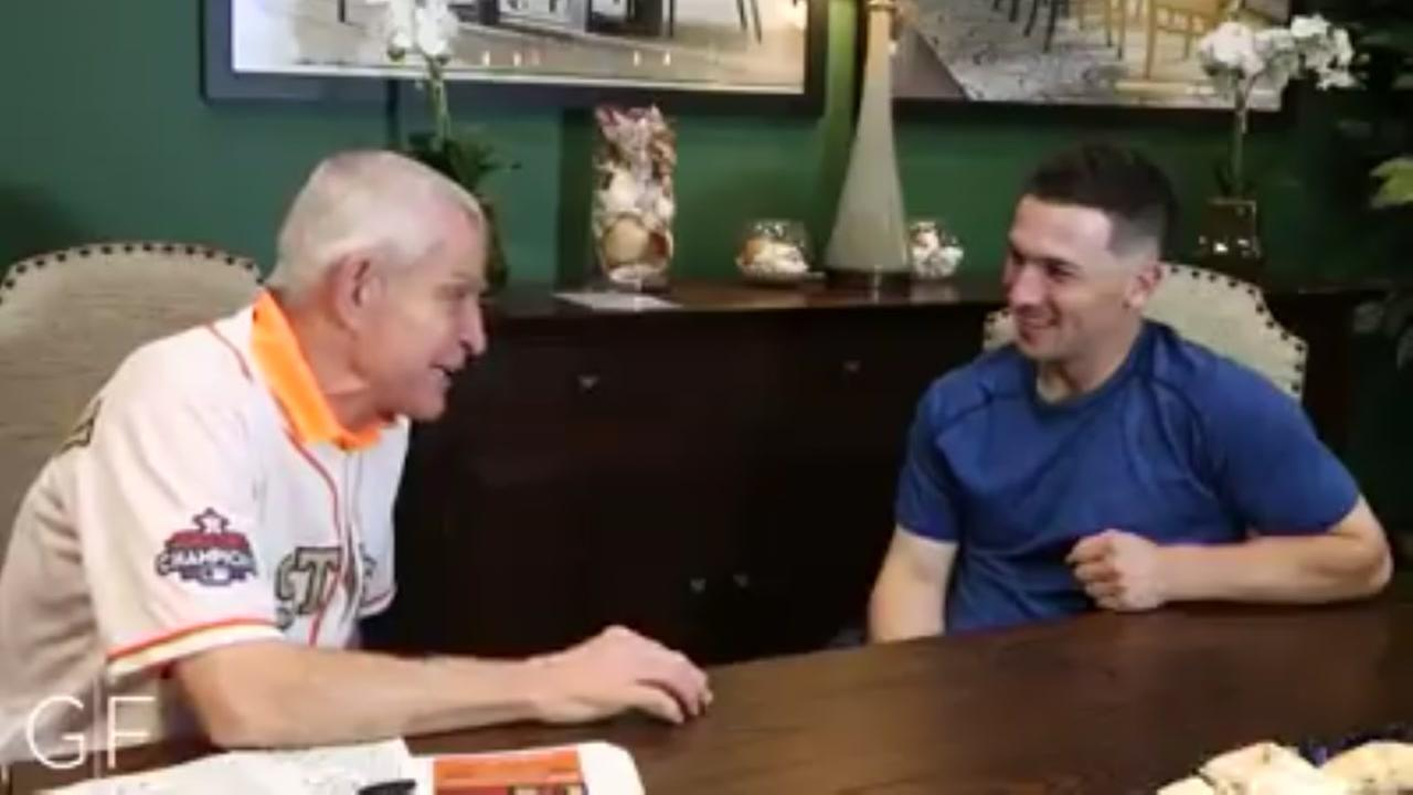Mattress Mack and Alex Bregman sit down for candid interview about baseball and giving back