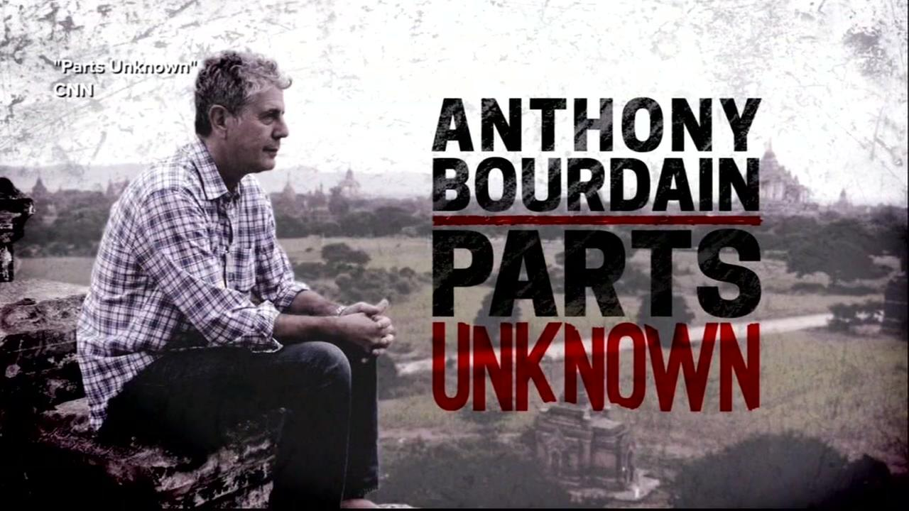 Parts Unknown on Netflix