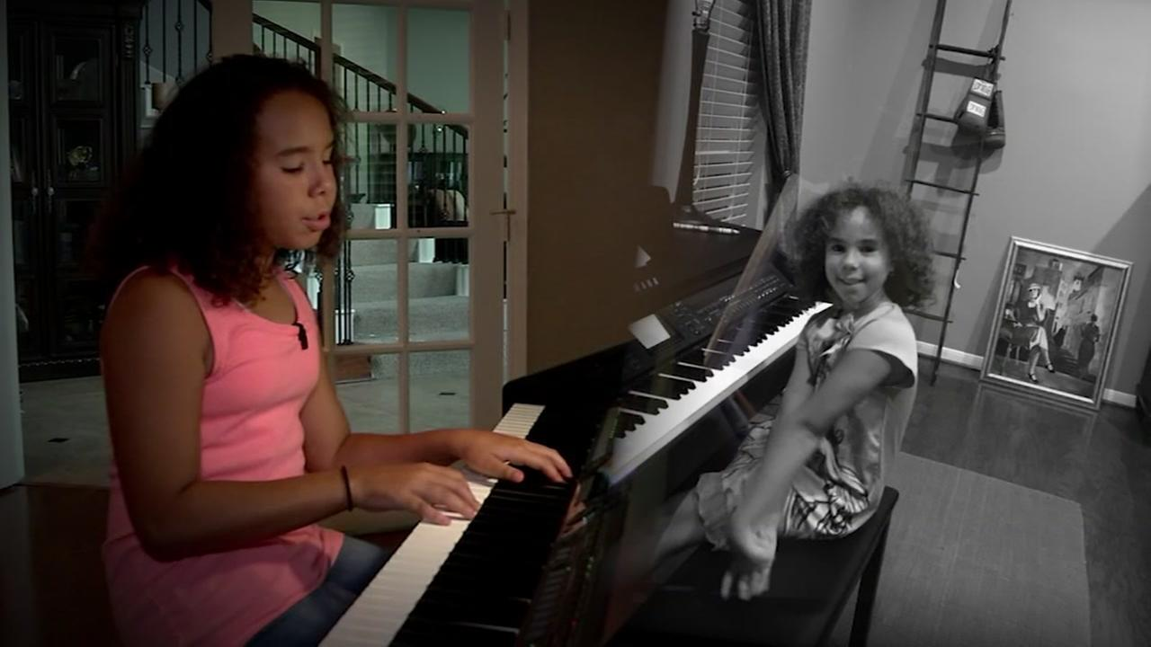 Piano prodigy celebrates first single release