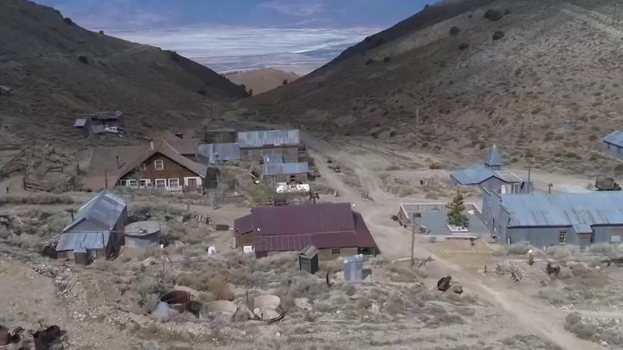 An entire ghost town is yours for the taking; Asking price: $925K