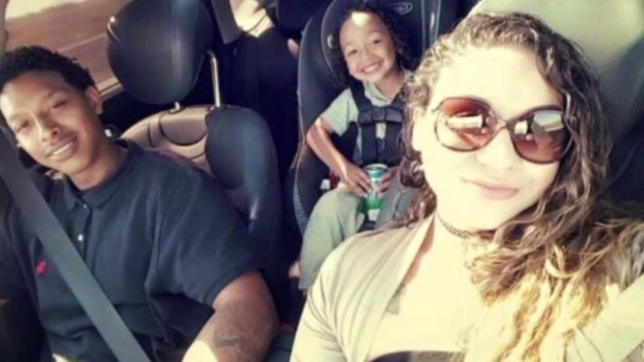 Police searching for missing family of three
