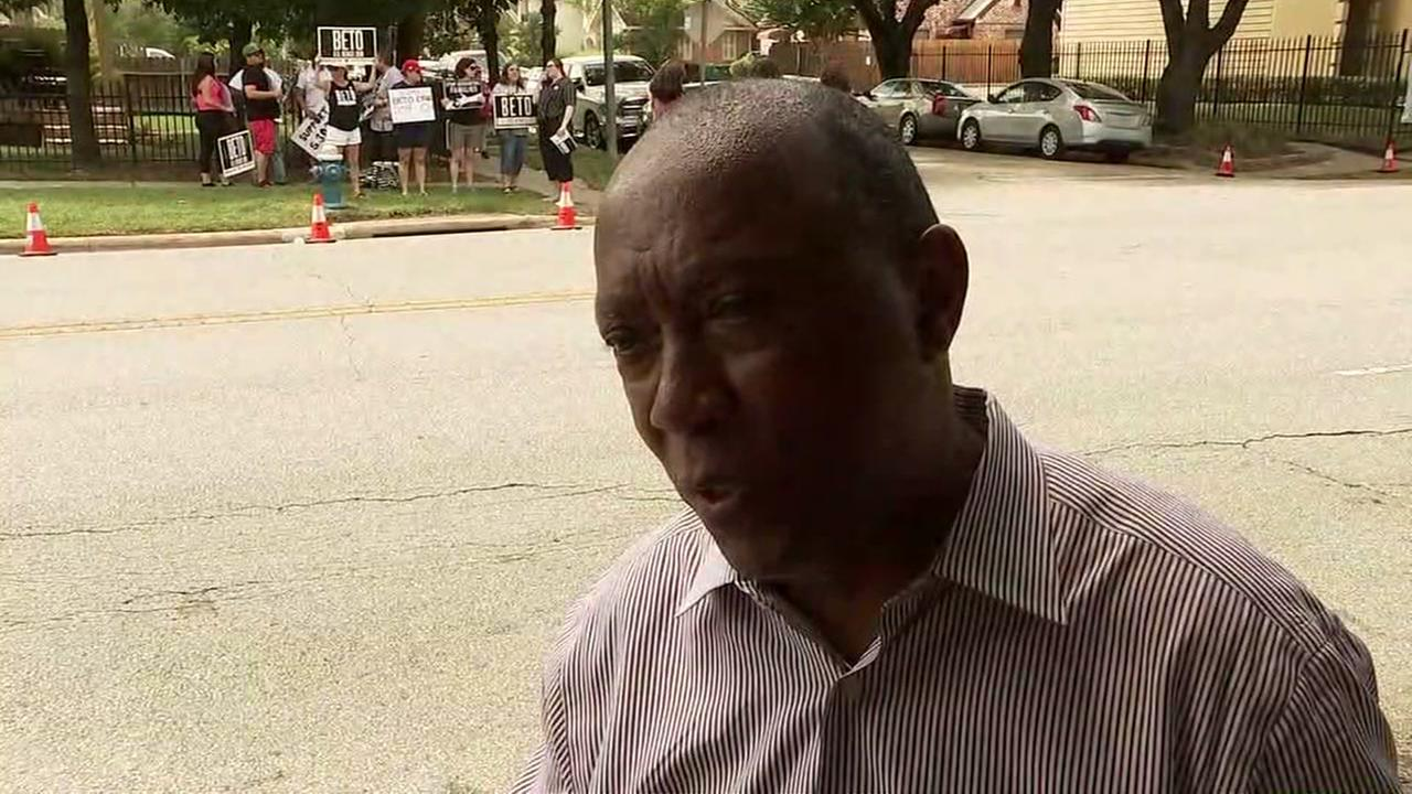 Mayor Turner speaks on proposed plan to bring immigration camp to Houston