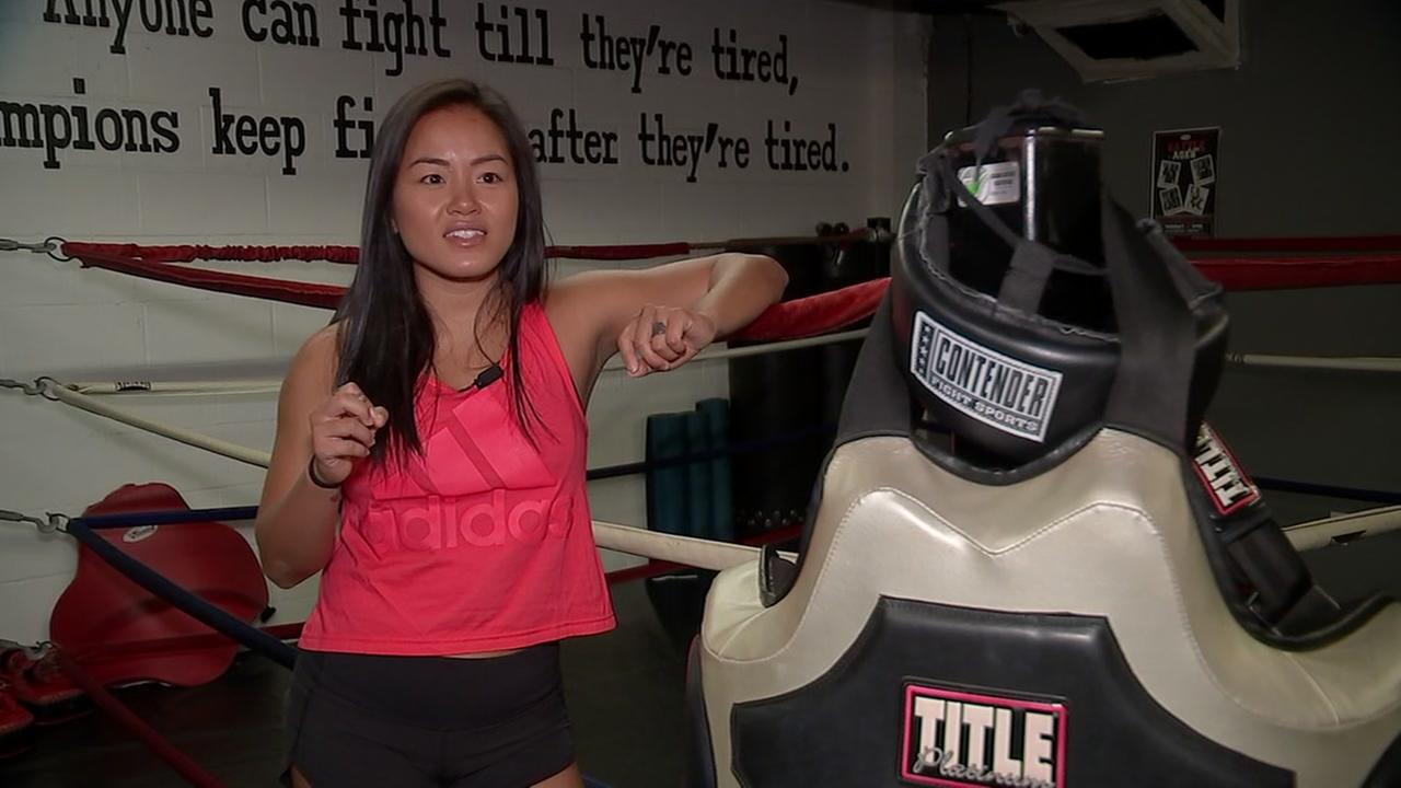 Local MMA fighter giving reality television a try