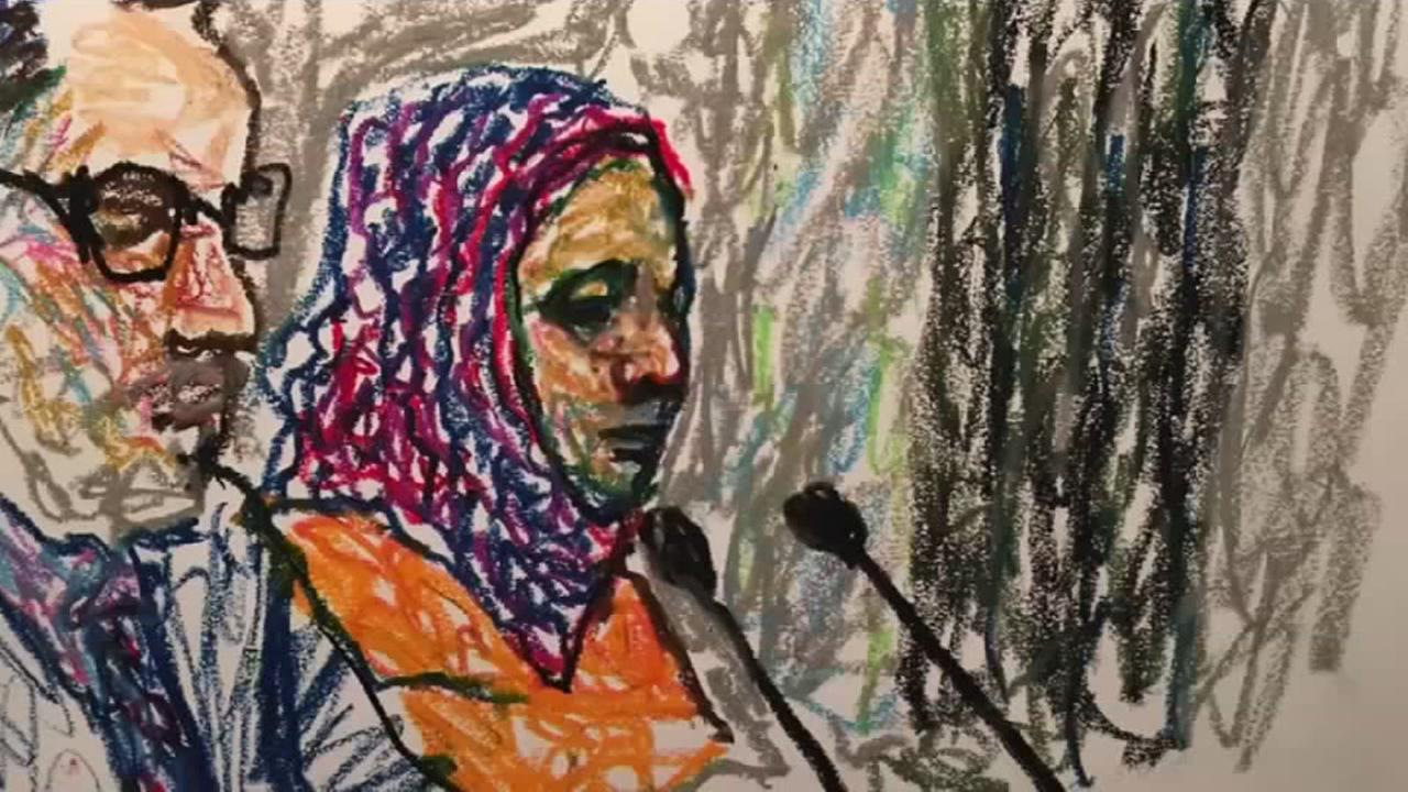 Suburban mom accused of supporting ISIS