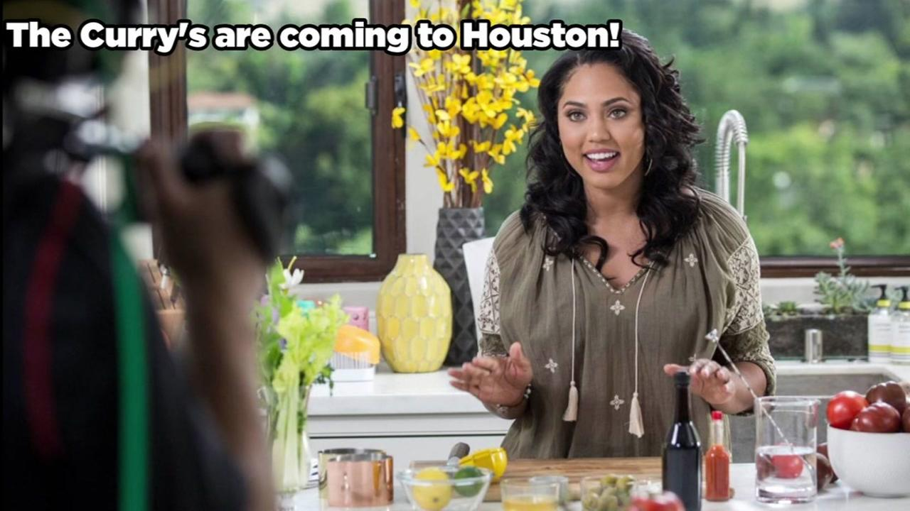 Ayesha Curry opening restaurant in CityCentre