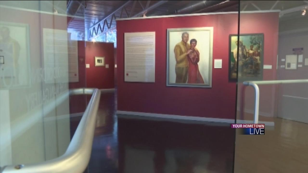 African American treasures on display