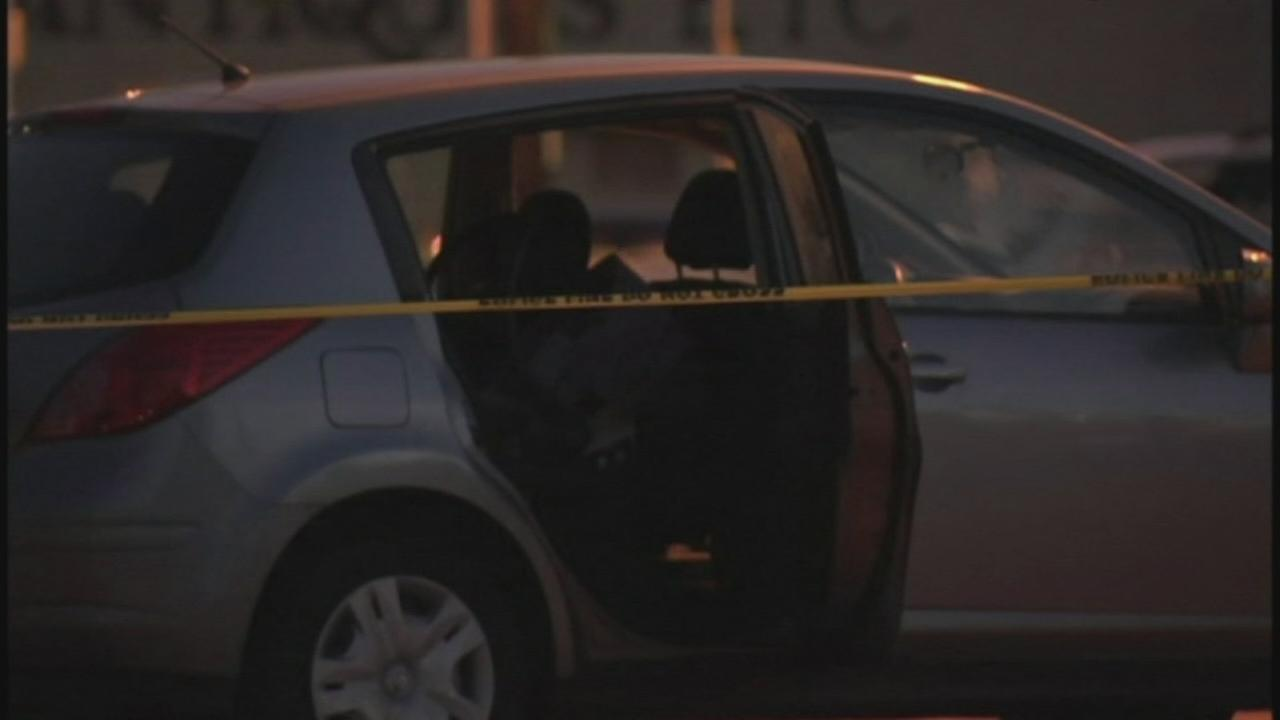 Baby girl dies after left in car