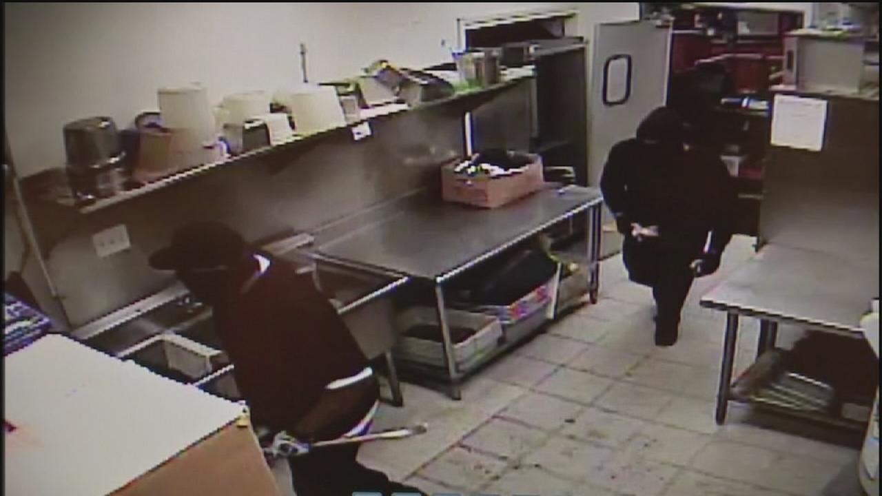 Thieves targeted west side BBQ joint