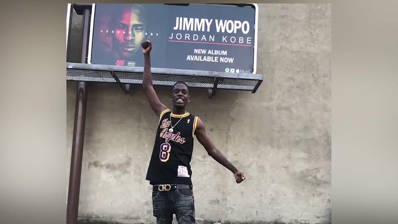 Suspect still wanted in killing of Jimmy Wopo