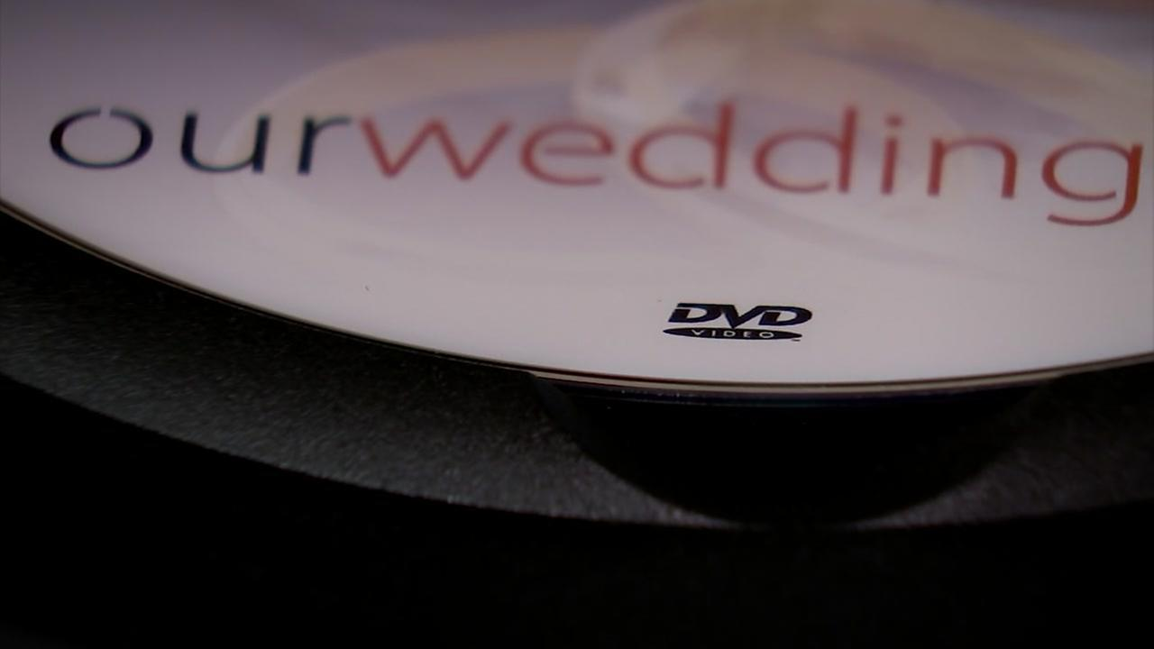 Turn to Ted: Couple needs help getting wedding video