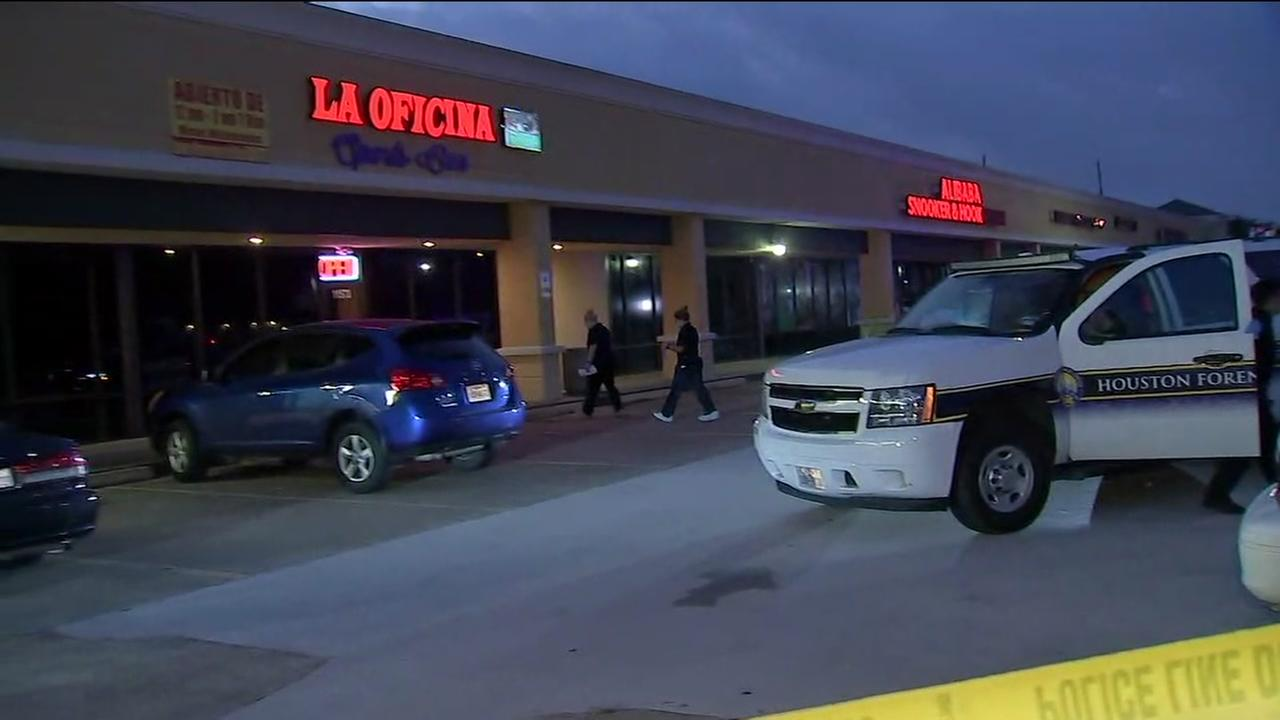 1 dead after shooting at nightclub in southwest Houston