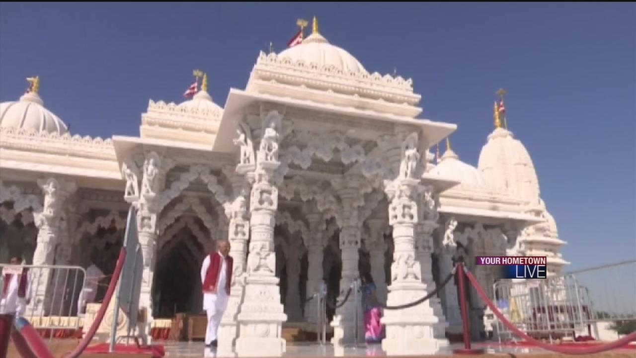 Houstonians mark Hindu New Year