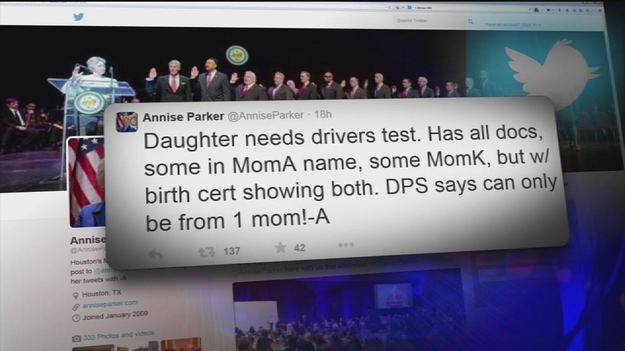 Mayor tweets frustration over daughters drivers license process