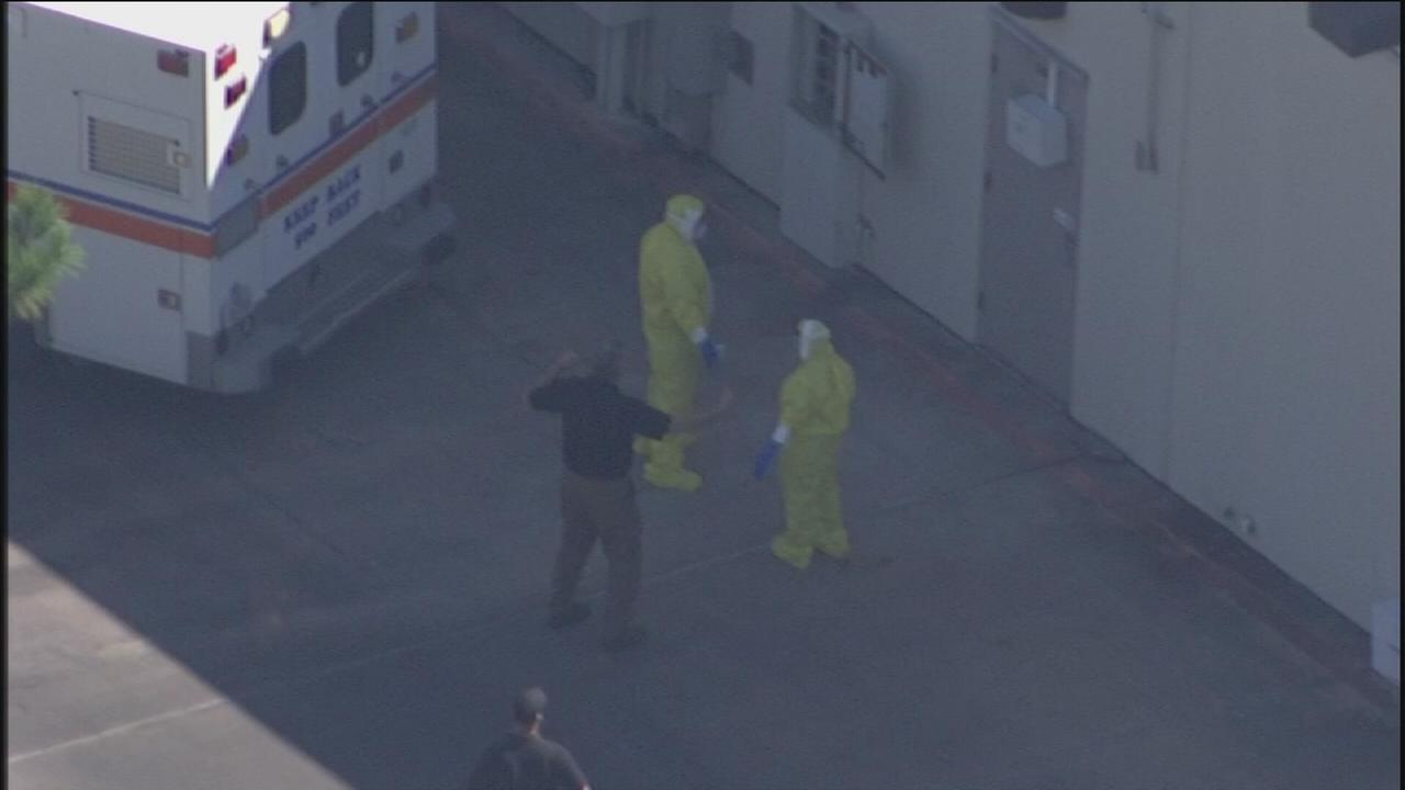 Suspected sinus infection leads to League City Ebola scare