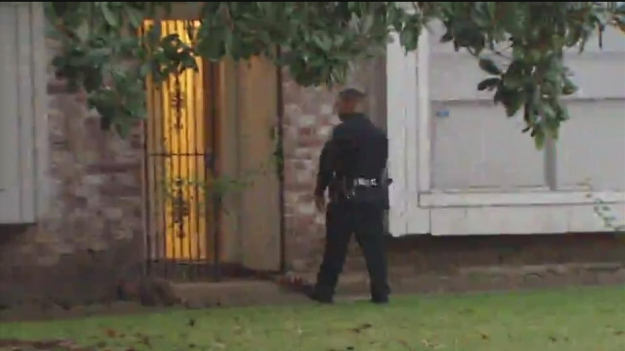 Kids return from school to find mom dead inside home