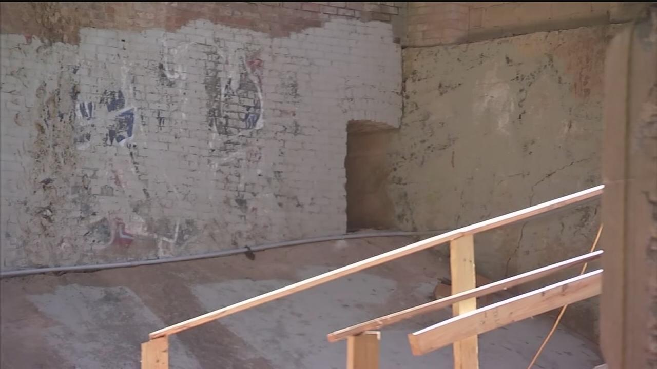 Burial crypt tells part of Houstons history