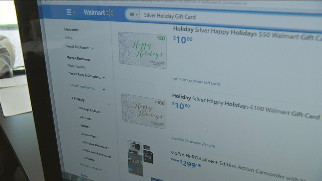 Walmart refuses to honor major gift card flub