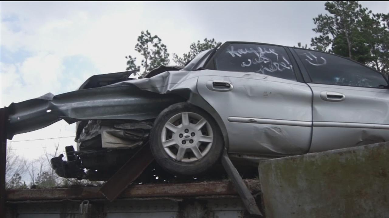 Hidden crash tests part of failing guard rails suit
