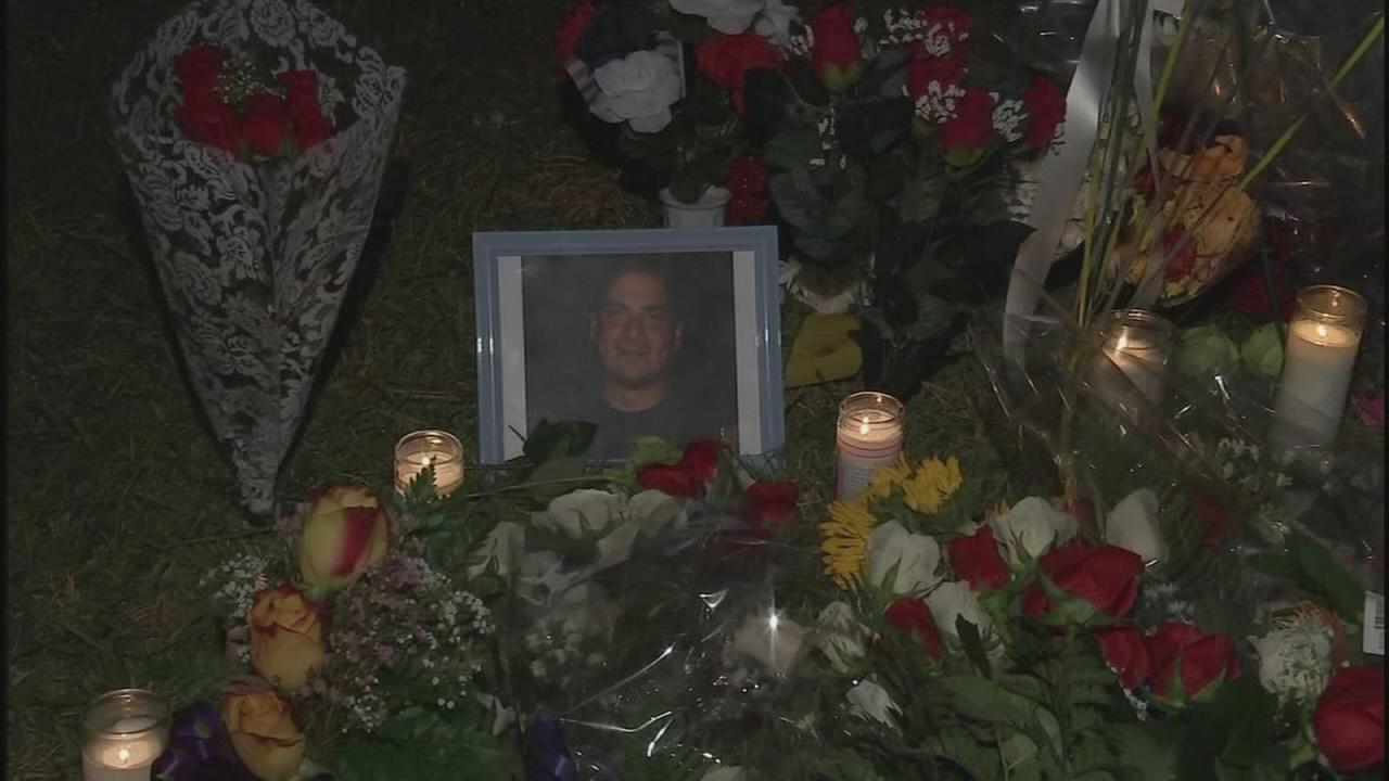 Vigil held for deputy killed in head-on crash