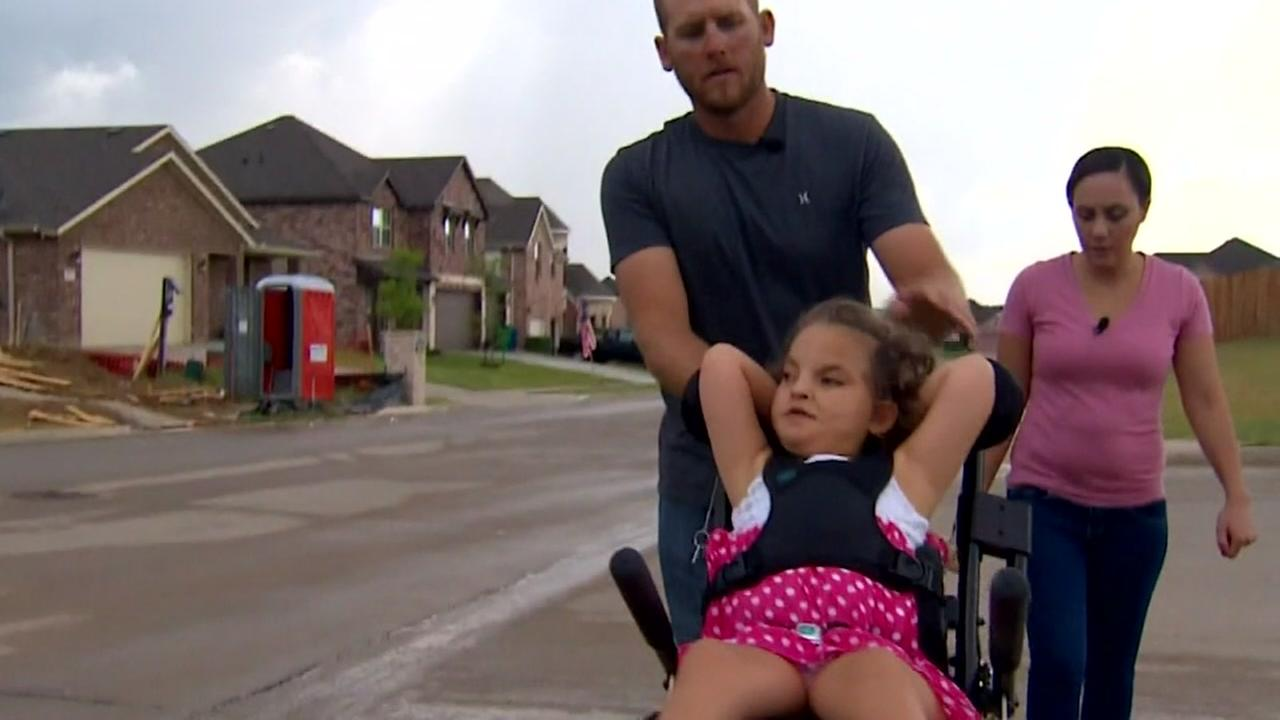 Texas couple considering divorce to help pay for daughter's health care cost...