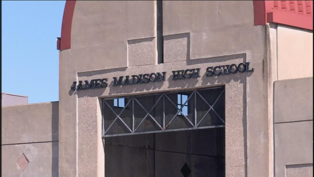 10th grader stabbed at Madison HS