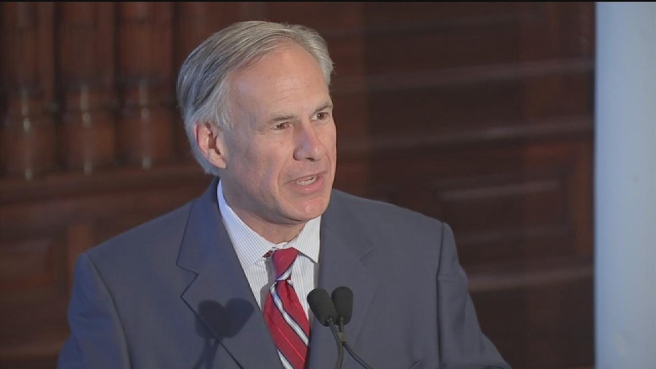 Abbott discusses goals as Texas governor