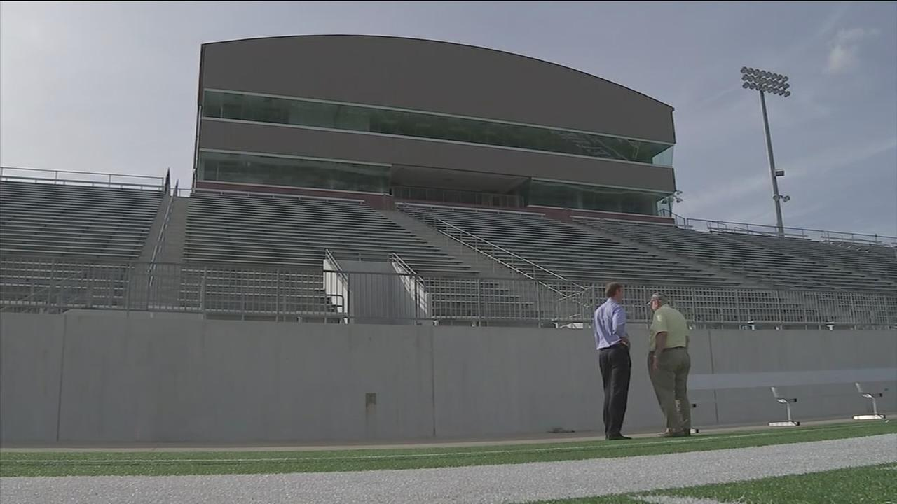Rising cost of HS football stadiums