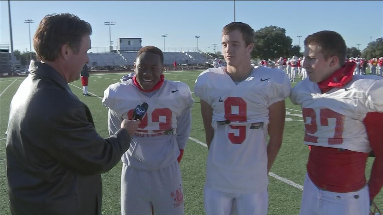 Players of the week: Katy defensive backs