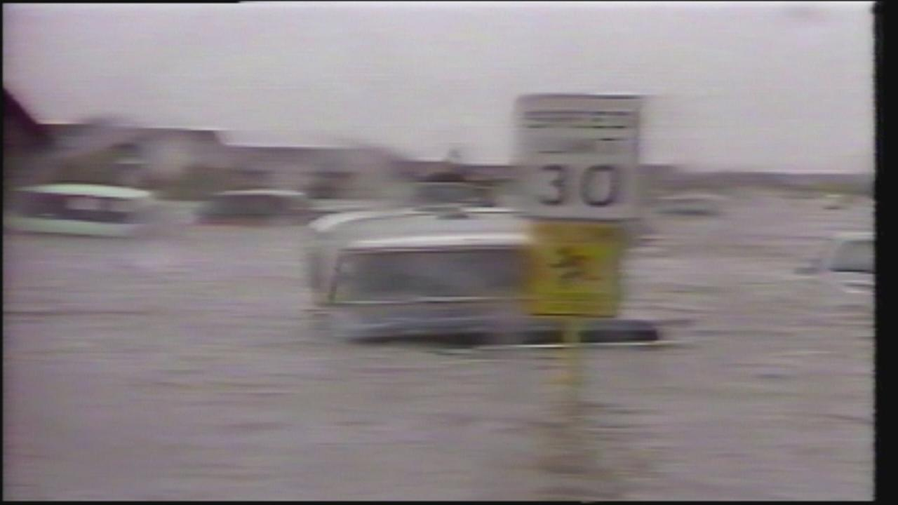 Coverage of Hurricane Claudette