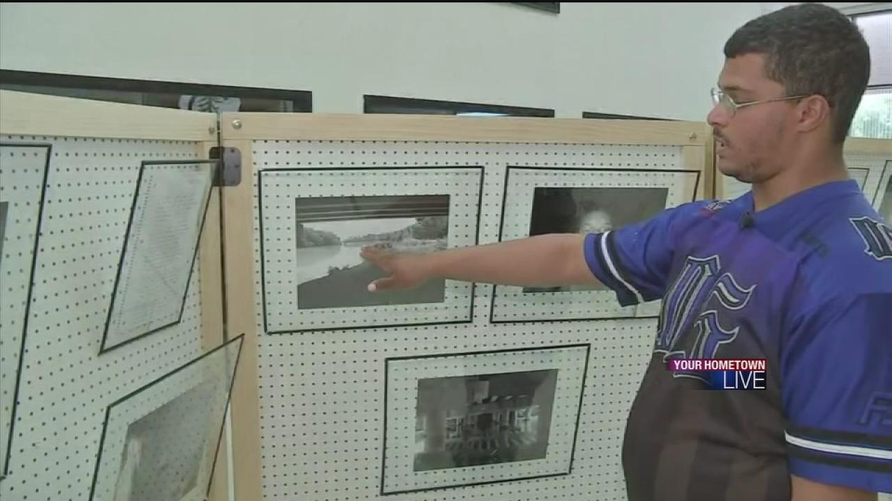 Conroe exhibit showcases homeless life