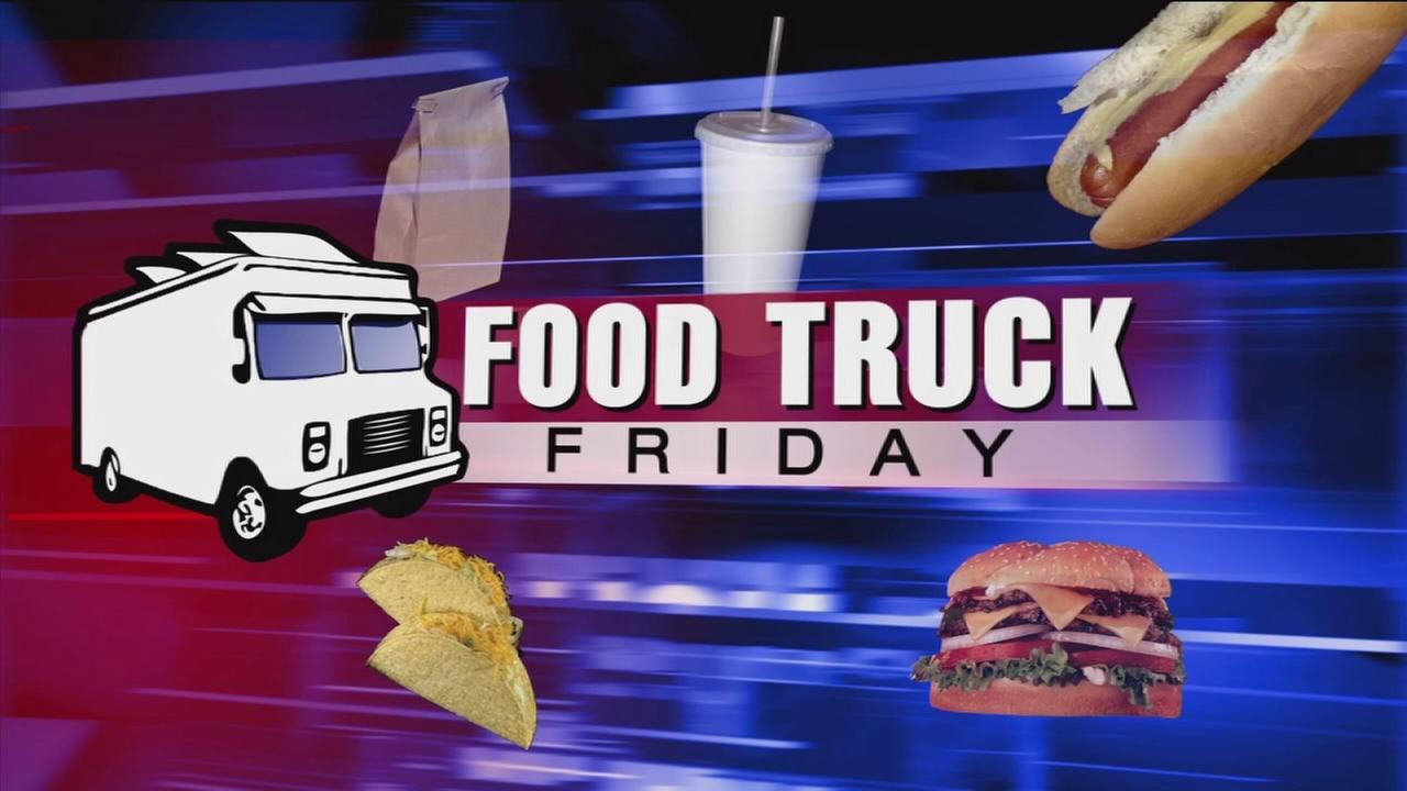 Food Truck Friday as of November 21, 2014