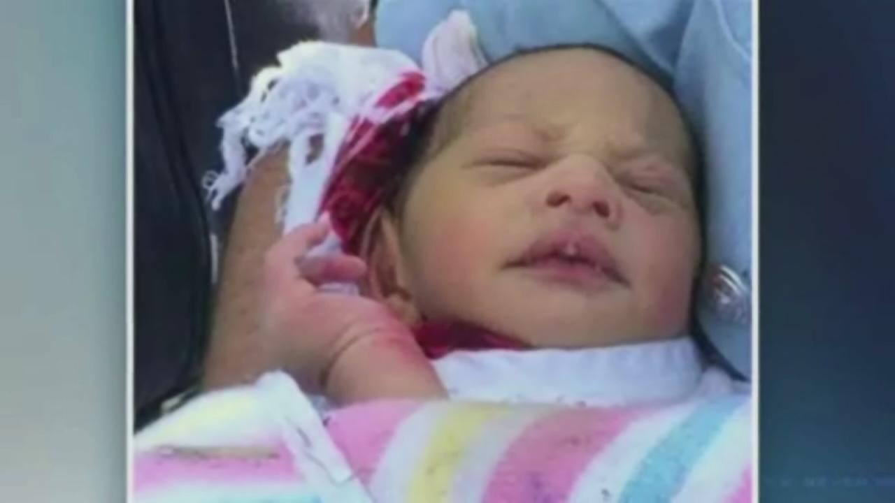 Australia: newborn baby left in a drain survives