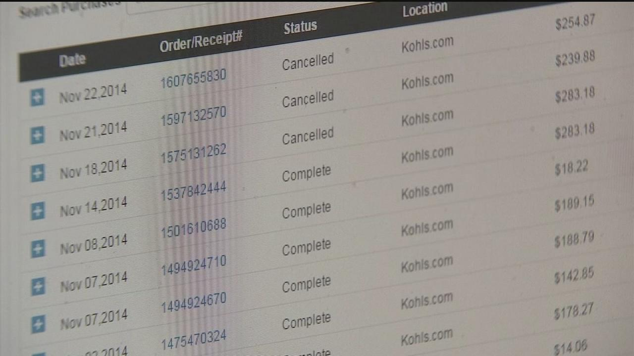 Shopping tactics get man banned from Kohls website
