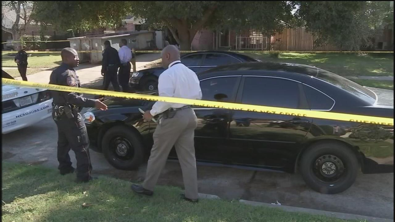 Boy, 4, fatally shot in Katy
