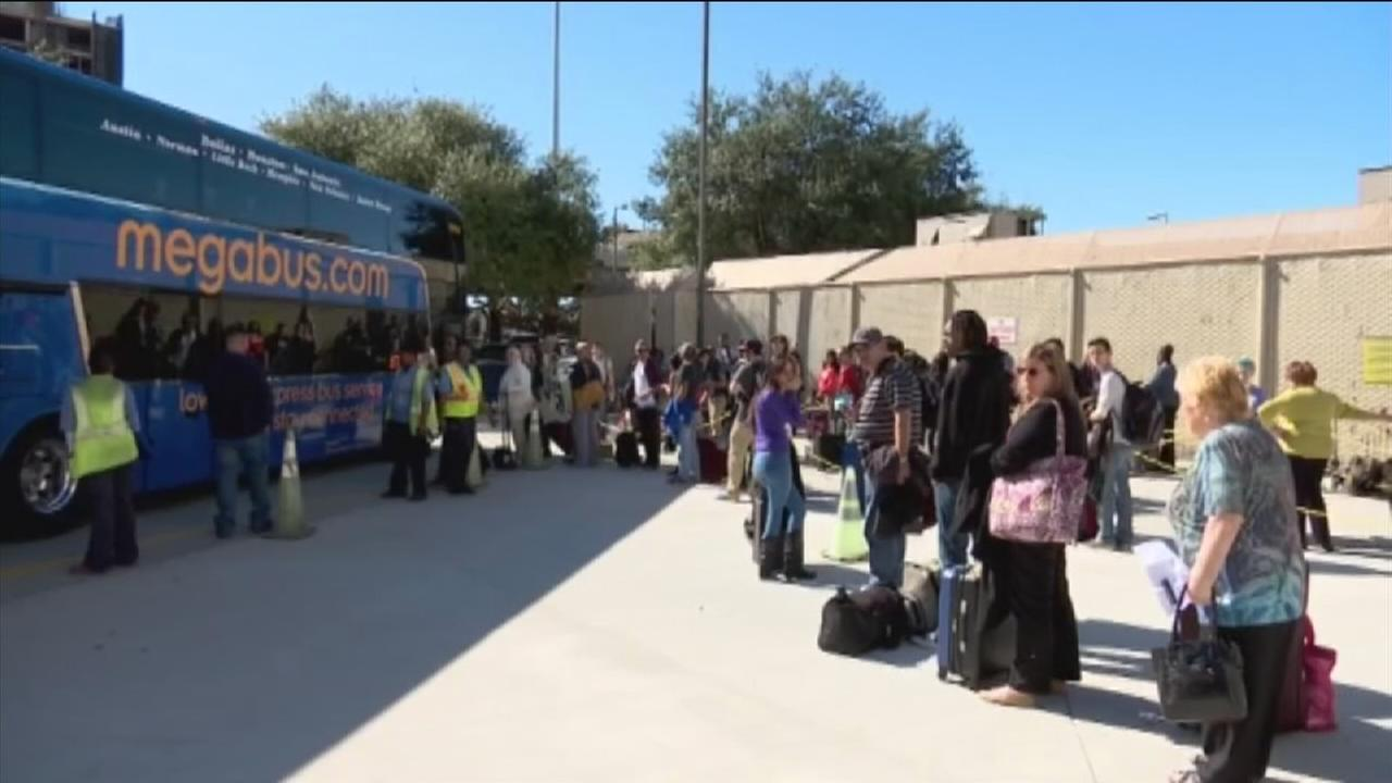 More Americans using buses for travel