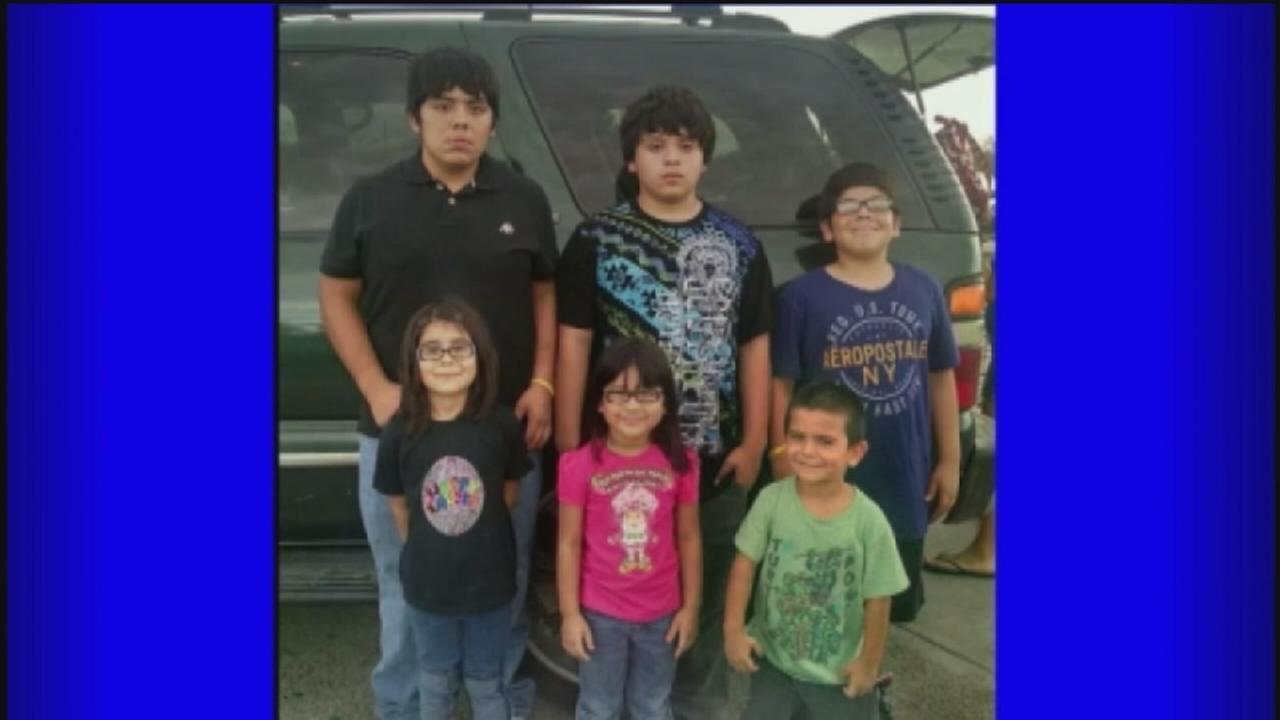 Family of kids killed in Edna fire speak out