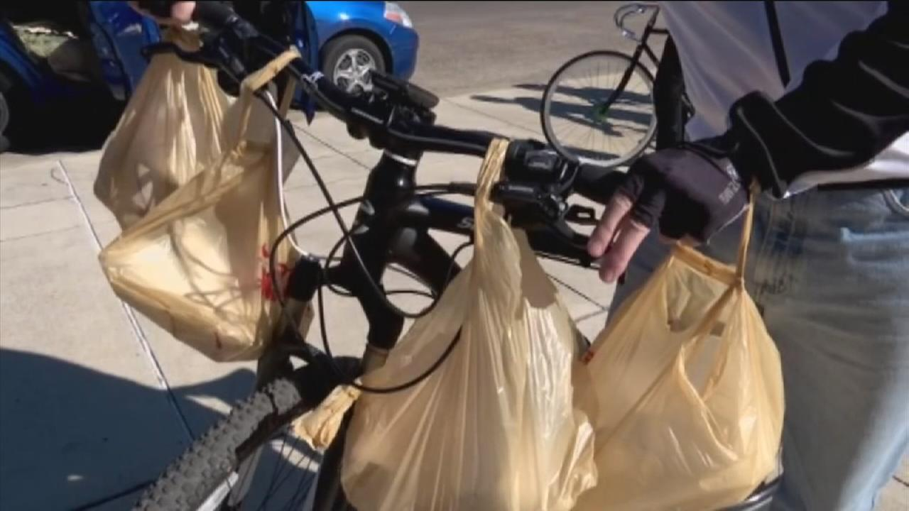 Cyclists, dog lovers help the homeless