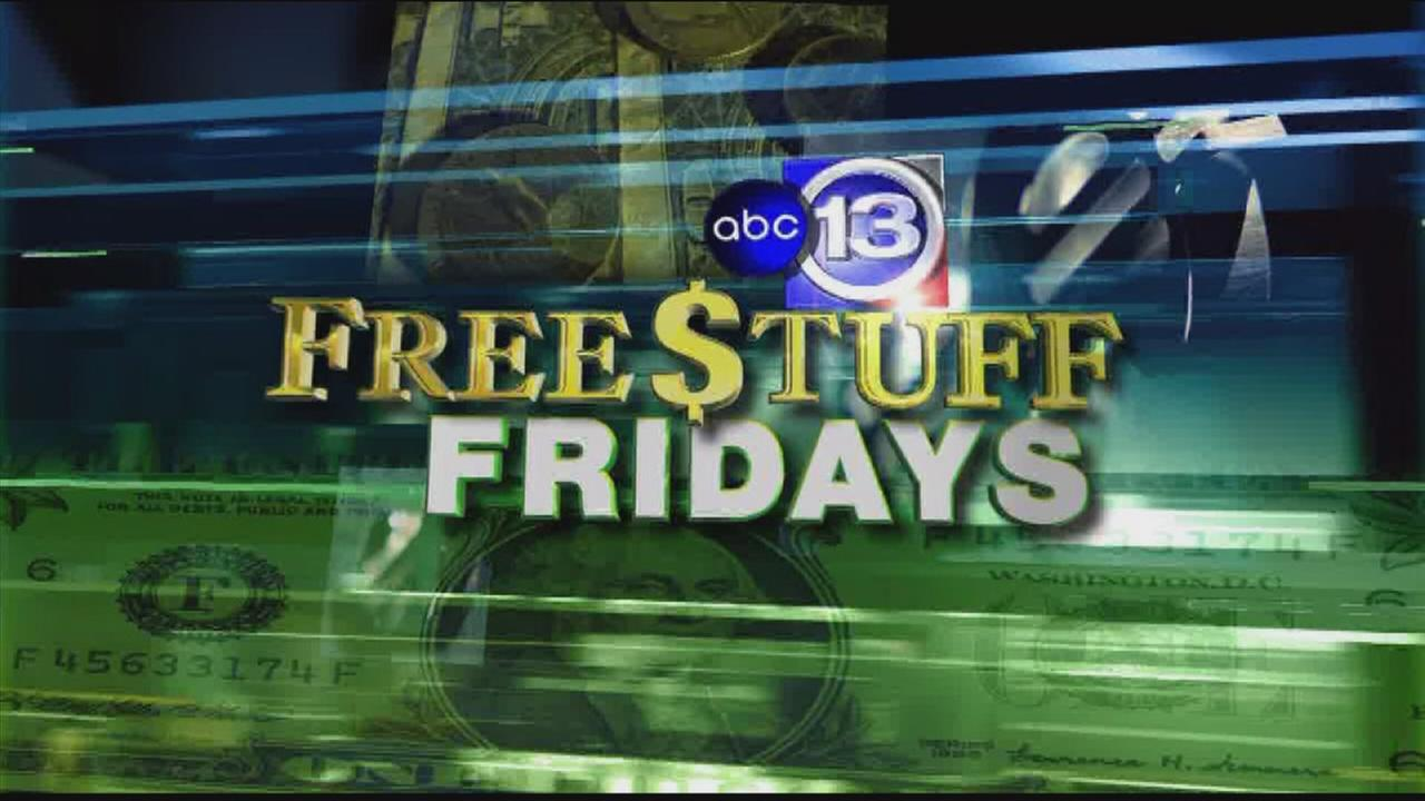 Its Free Stuff Friday!