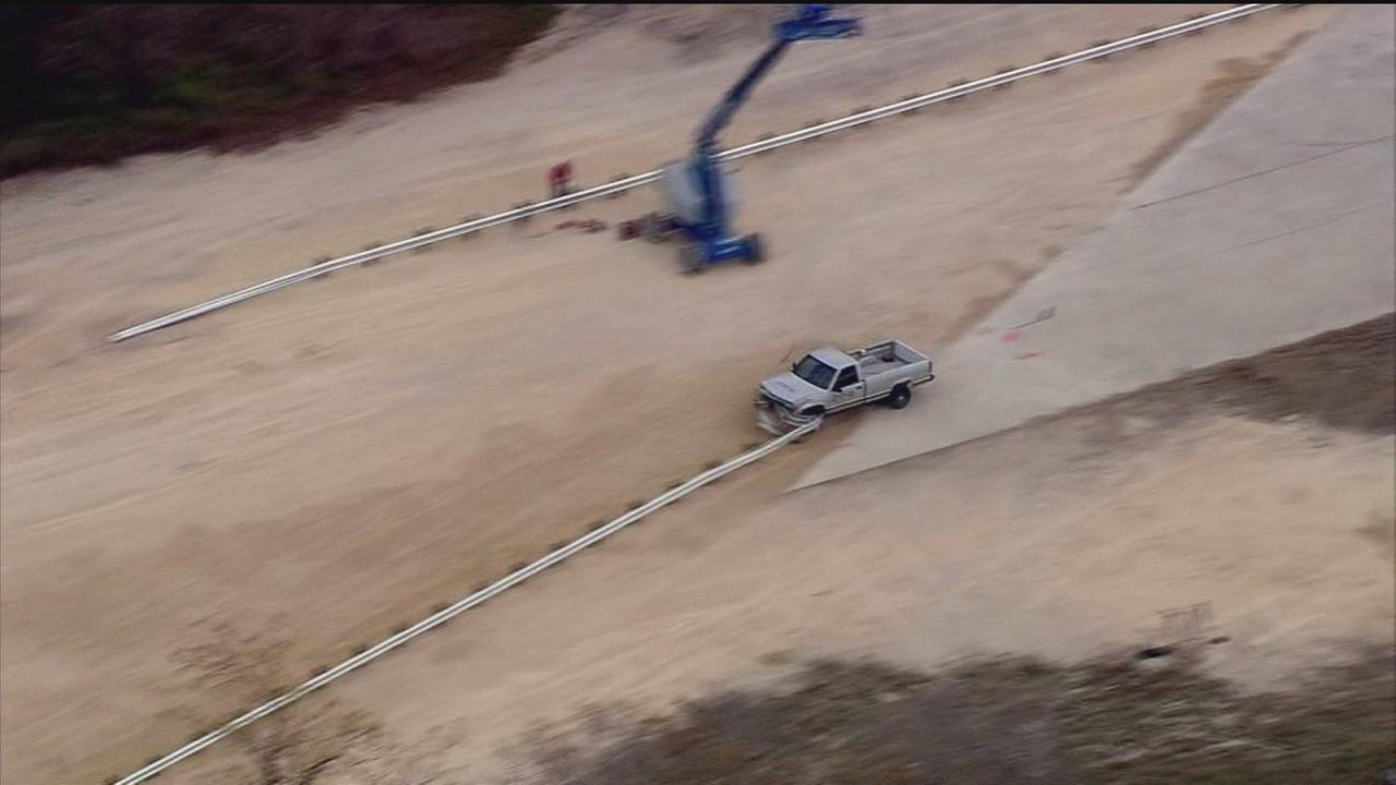 Controversial guard rails put through safety tests
