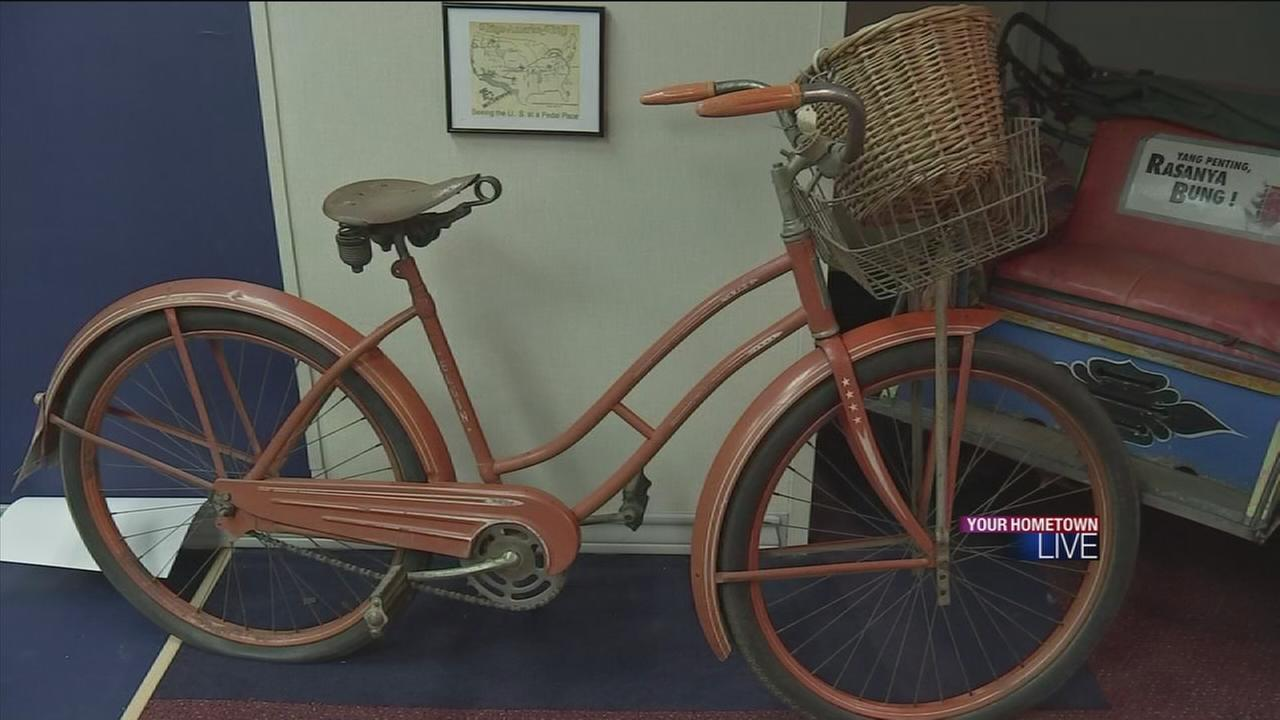 Houston Bicycle Museum opens to public