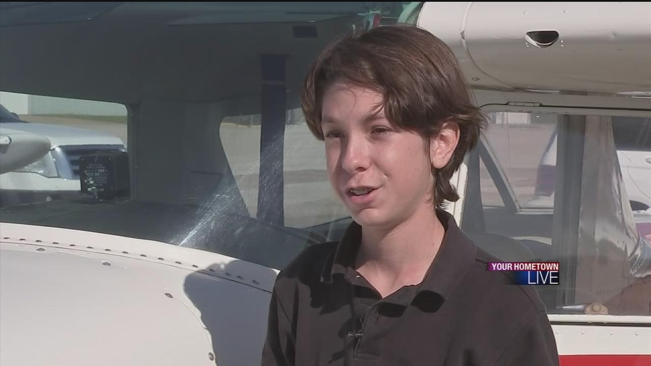 Boy launches airline for pet lovers
