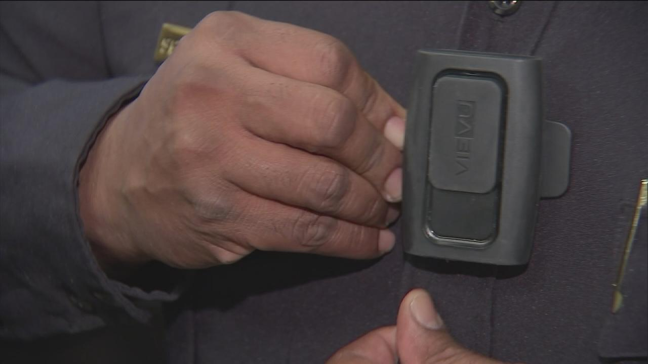 How effective are police body cams?