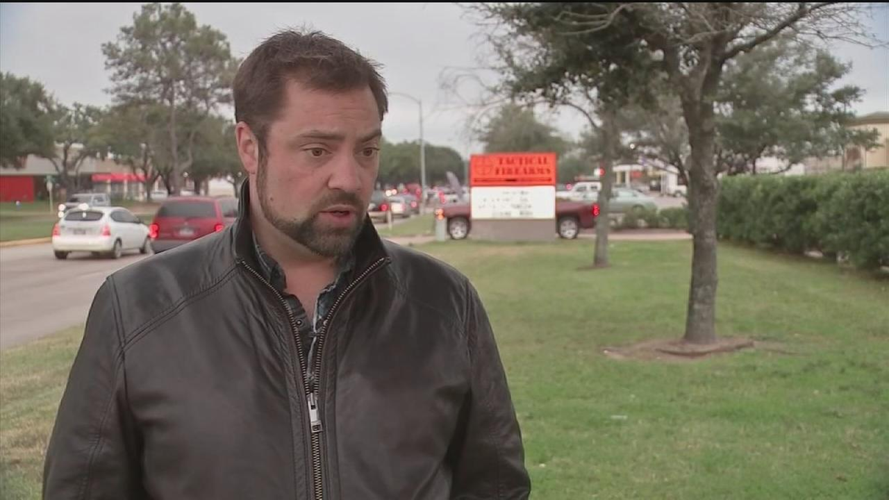 Ex-Katy firearms store owner arrested over Facebook page